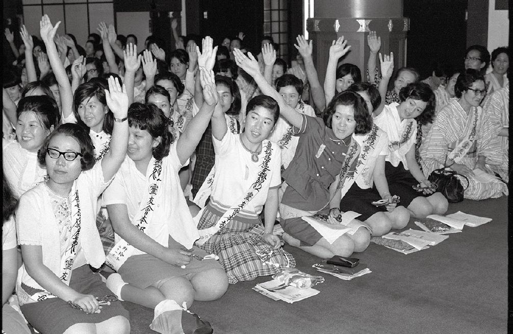 「青年の弥勒山修行」を糧に成長していく若者たち